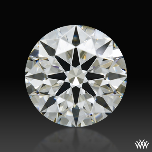 0.715 ct I VS1 A CUT ABOVE® Hearts and Arrows Super Ideal Round Cut Loose Diamond