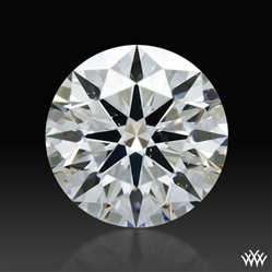 0.701 ct F SI1 Expert Selection Round Cut Loose Diamond