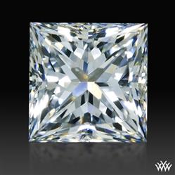 1.236 ct E VS2 A CUT ABOVE® Princess Super Ideal Cut Diamond