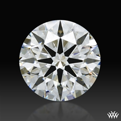 1.855 ct H VS1 A CUT ABOVE® Hearts and Arrows Super Ideal Round Cut Loose Diamond