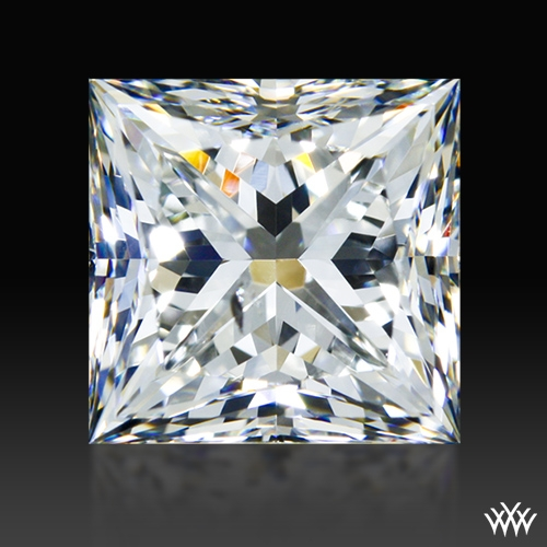 2.034 ct H SI1 A CUT ABOVE® Princess Super Ideal Cut Diamond