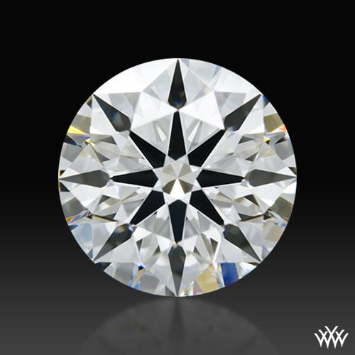 1.27 ct F VVS2 A CUT ABOVE® Hearts and Arrows Super Ideal Round Cut Loose Diamond