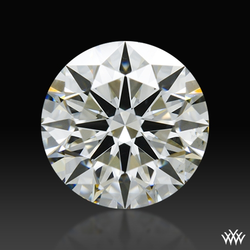 1.70 ct K VS2 A CUT ABOVE® Hearts and Arrows Super Ideal Round Cut Loose Diamond