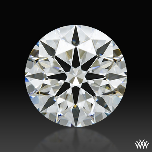 1.748 ct H VVS2 A CUT ABOVE® Hearts and Arrows Super Ideal Round Cut Loose Diamond