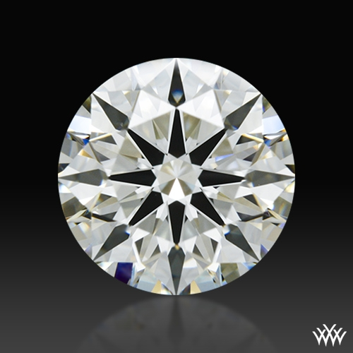1.715 ct K VS1 A CUT ABOVE® Hearts and Arrows Super Ideal Round Cut Loose Diamond
