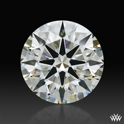 1.203 ct J VS2 A CUT ABOVE® Hearts and Arrows Super Ideal Round Cut Loose Diamond