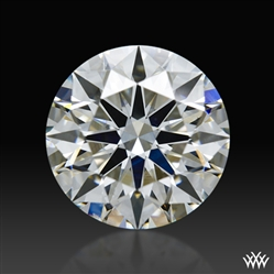 1.005 ct H SI1 A CUT ABOVE® Hearts and Arrows Super Ideal Round Cut Loose Diamond