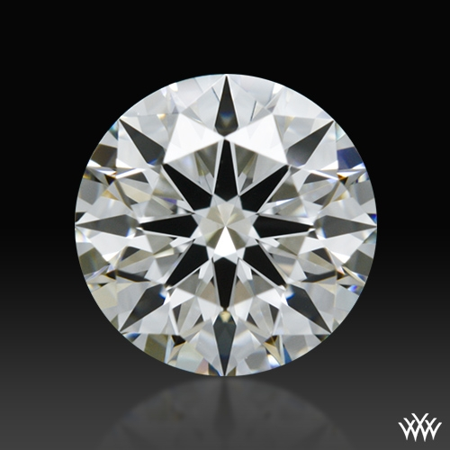 0.783 ct H VS2 A CUT ABOVE® Hearts and Arrows Super Ideal Round Cut Loose Diamond