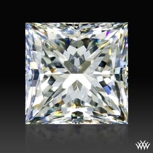 1.633 ct I VS2 A CUT ABOVE® Princess Super Ideal Cut Diamond