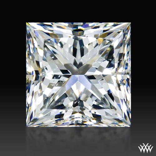 1.546 ct H SI1 Expert Selection Princess Cut Loose Diamond