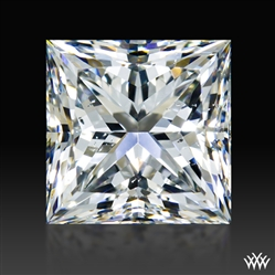 1.546 ct H SI1 Expert Selection Princess Cut Loose Diamond