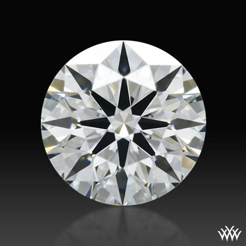 0.517 ct F VVS2 A CUT ABOVE® Hearts and Arrows Super Ideal Round Cut Loose Diamond