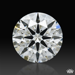 0.438 ct G VS1 A CUT ABOVE® Hearts and Arrows Super Ideal Round Cut Loose Diamond
