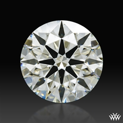 1.635 ct K SI1 A CUT ABOVE® Hearts and Arrows Super Ideal Round Cut Loose Diamond