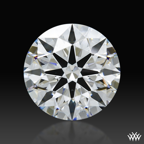 1.644 ct F VS2 A CUT ABOVE® Hearts and Arrows Super Ideal Round Cut Loose Diamond