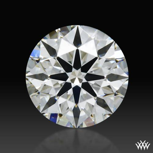 0.403 ct H VS2 A CUT ABOVE® Hearts and Arrows Super Ideal Round Cut Loose Diamond