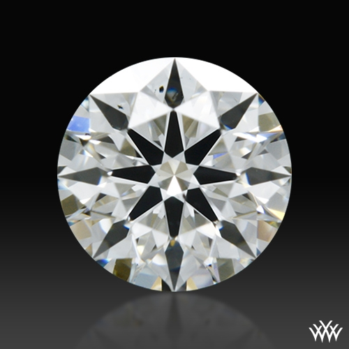 0.422 ct H SI1 Expert Selection Round Cut Loose Diamond
