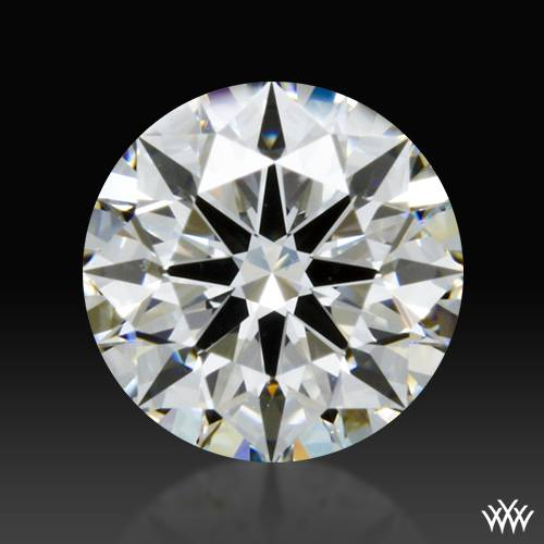 0.628 ct F VS2 A CUT ABOVE® Hearts and Arrows Super Ideal Round Cut Loose Diamond