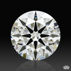 0.601 ct H VS2 A CUT ABOVE® Hearts and Arrows Super Ideal Round Cut Loose Diamond