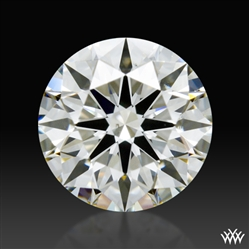 0.643 ct I VS2 A CUT ABOVE® Hearts and Arrows Super Ideal Round Cut Loose Diamond