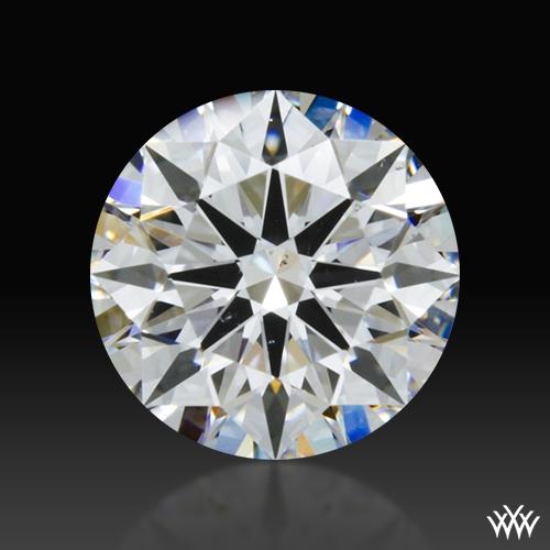 0.88 ct E VS2 A CUT ABOVE® Hearts and Arrows Super Ideal Round Cut Loose Diamond