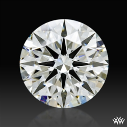 0.89 ct I VS2 A CUT ABOVE® Hearts and Arrows Super Ideal Round Cut Loose Diamond