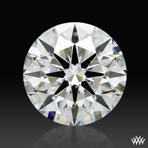 0.804 ct G VS2 A CUT ABOVE® Hearts and Arrows Super Ideal Round Cut Loose Diamond