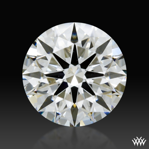 0.72 ct H VS2 A CUT ABOVE® Hearts and Arrows Super Ideal Round Cut Loose Diamond