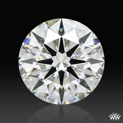 1.025 ct G VS2 A CUT ABOVE® Hearts and Arrows Super Ideal Round Cut Loose Diamond