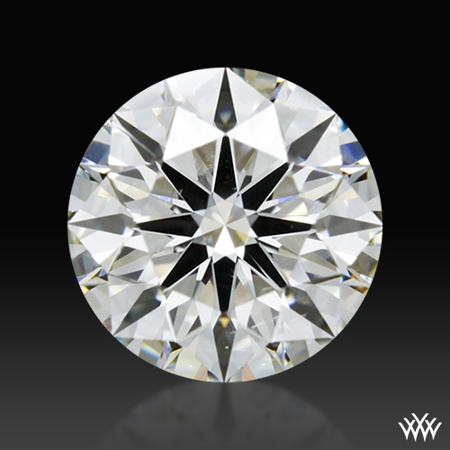 1.202 ct I SI2 A CUT ABOVE® Hearts and Arrows Super Ideal Round Cut Loose Diamond