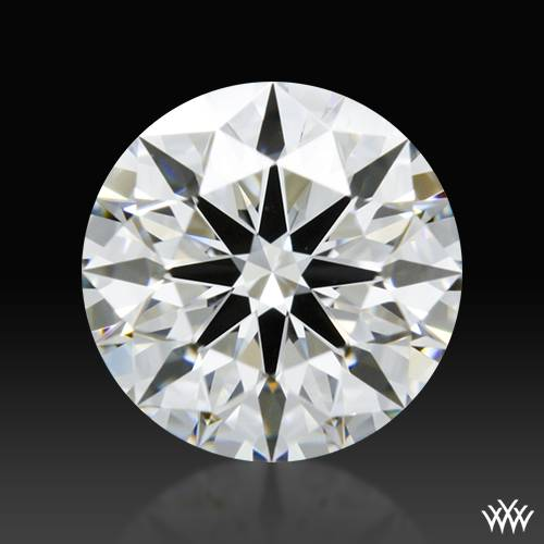 1.123 ct F VVS2 A CUT ABOVE® Hearts and Arrows Super Ideal Round Cut Loose Diamond