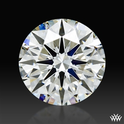 1.30 ct I VS2 A CUT ABOVE® Hearts and Arrows Super Ideal Round Cut Loose Diamond
