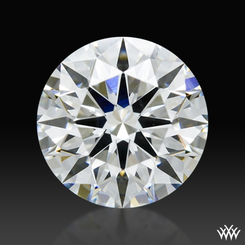 1.307 ct G VS1 A CUT ABOVE® Hearts and Arrows Super Ideal Round Cut Loose Diamond