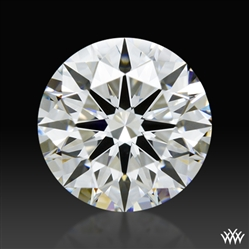 1.331 ct G VS1 A CUT ABOVE® Hearts and Arrows Super Ideal Round Cut Loose Diamond