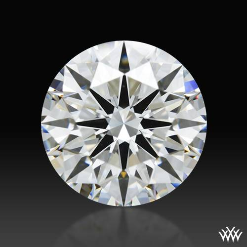 1.543 ct G VS2 A CUT ABOVE® Hearts and Arrows Super Ideal Round Cut Loose Diamond