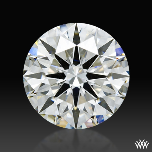 1.523 ct H SI1 A CUT ABOVE® Hearts and Arrows Super Ideal Round Cut Loose Diamond