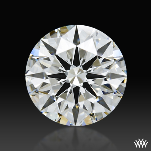 2.008 ct G SI1 A CUT ABOVE® Hearts and Arrows Super Ideal Round Cut Loose Diamond