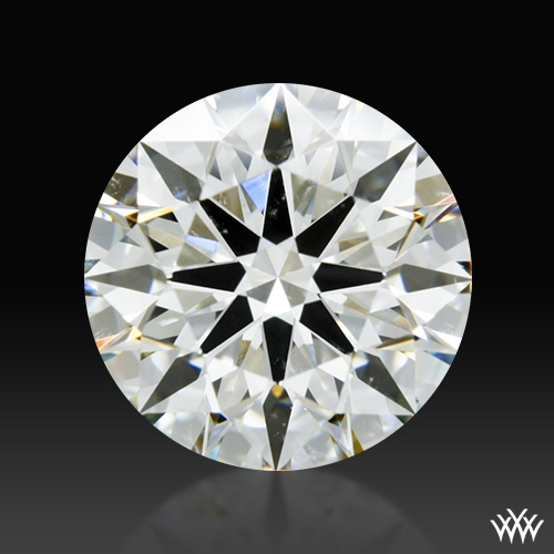 1.81 ct J VS2 A CUT ABOVE® Hearts and Arrows Super Ideal Round Cut Loose Diamond