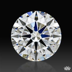 1.002 ct D VS1 A CUT ABOVE® Hearts and Arrows Super Ideal Round Cut Loose Diamond