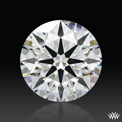 1.85 ct G VS2 A CUT ABOVE® Hearts and Arrows Super Ideal Round Cut Loose Diamond