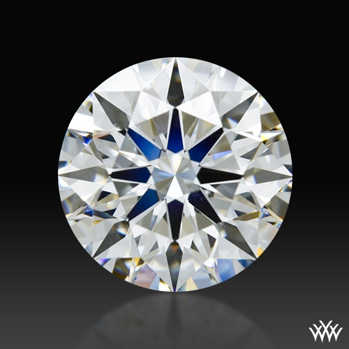 1.627 ct G VS2 A CUT ABOVE® Hearts and Arrows Super Ideal Round Cut Loose Diamond
