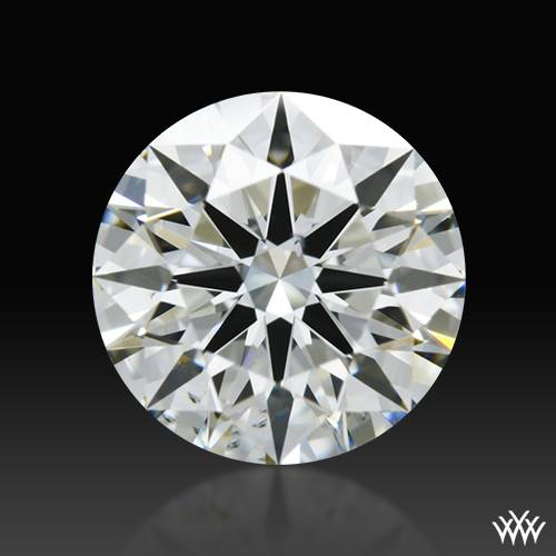 1.034 ct I VS2 A CUT ABOVE® Hearts and Arrows Super Ideal Round Cut Loose Diamond