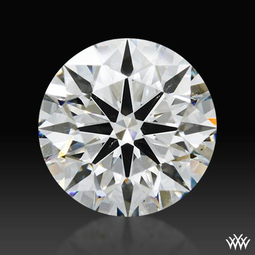 2.544 ct I SI1 Expert Selection Round Cut Loose Diamond