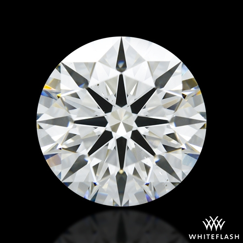 2.187 ct I VS2 A CUT ABOVE® Hearts and Arrows Super Ideal Round Cut Loose Diamond