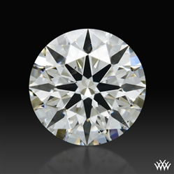 0.415 ct J SI1 A CUT ABOVE® Hearts and Arrows Super Ideal Round Cut Loose Diamond