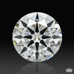 0.315 ct G SI1 A CUT ABOVE® Hearts and Arrows Super Ideal Round Cut Loose Diamond