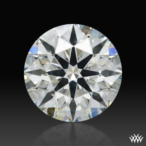 0.342 ct I VS2 A CUT ABOVE® Hearts and Arrows Super Ideal Round Cut Loose Diamond
