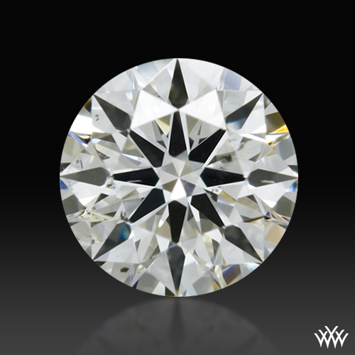 0.367 ct J SI1 Expert Selection Round Cut Loose Diamond
