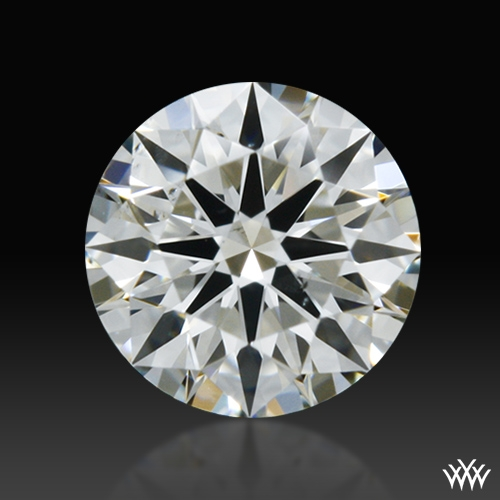 0.31 ct H SI1 A CUT ABOVE® Hearts and Arrows Super Ideal Round Cut Loose Diamond