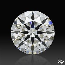 0.505 ct I VS2 A CUT ABOVE® Hearts and Arrows Super Ideal Round Cut Loose Diamond